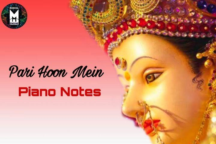 Pari Hoon Main Piano Notes