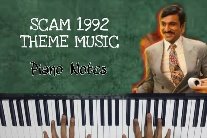 SCAM 1992 THEME SONG PIANO NOTES
