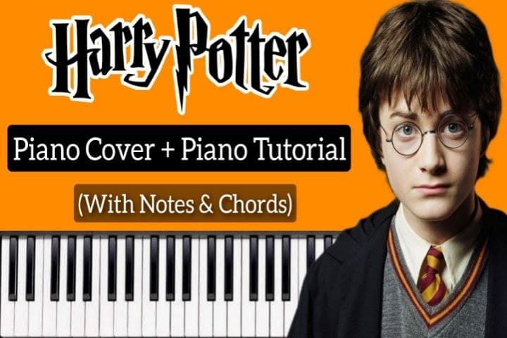 HARRY POTTER THEME SONG PIANO NOTES